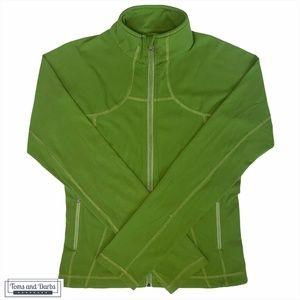 Lululemon Women's Shape Jacket Zip up in Green